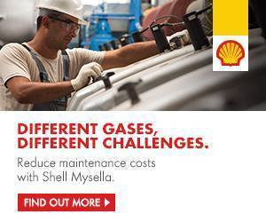 NEW SHELL MYSELLA S6 N 40 proven to offer 150% longer oil life for stationary gas engineS
